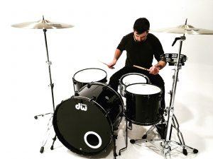 DrumDial Artist Sevrin Brock